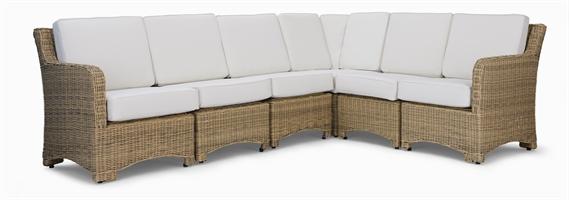 Compton Modular 6 Seater