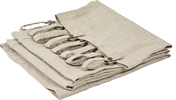 Wardley Bed Curtains, set of two