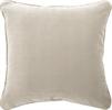 Florence Cushion 45x45cm, Isla Ermine