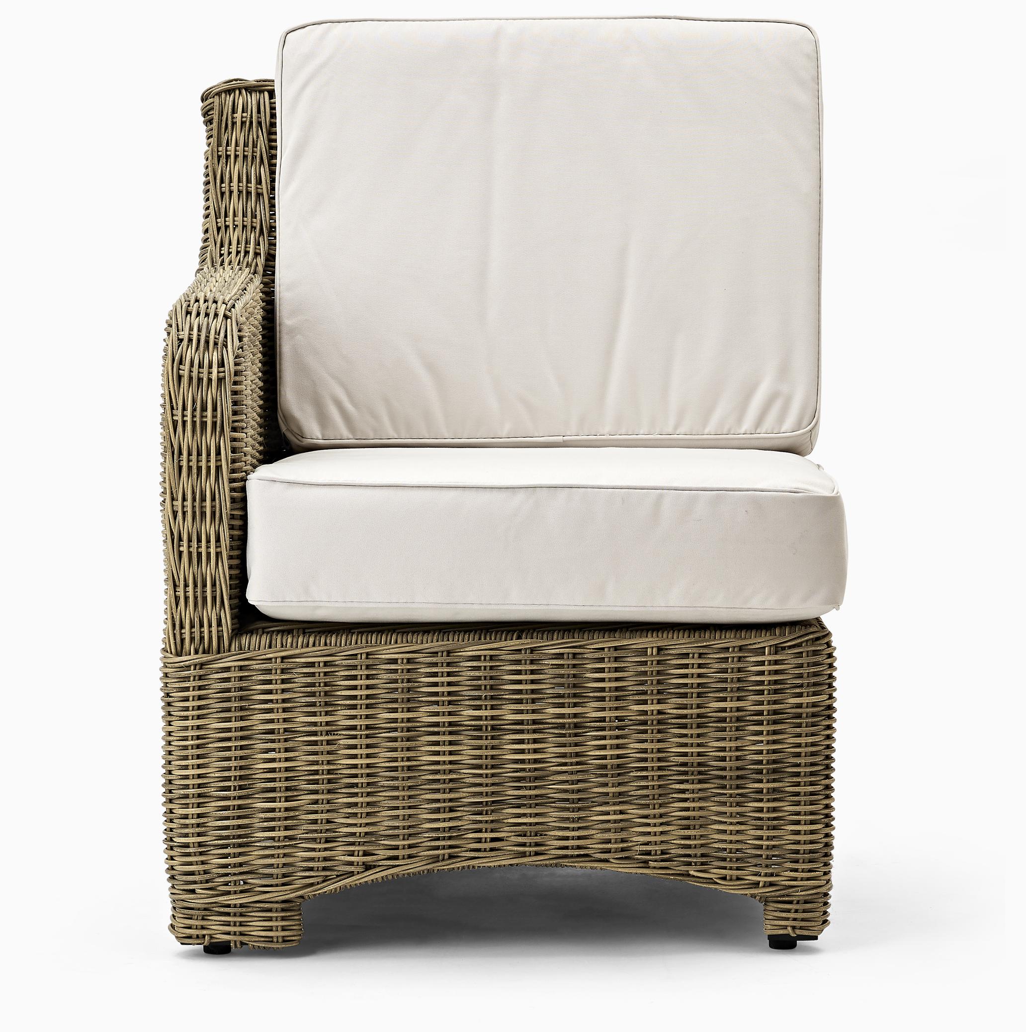 Murano Modular Left Arm Sofa