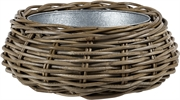 Littleton Round Basket