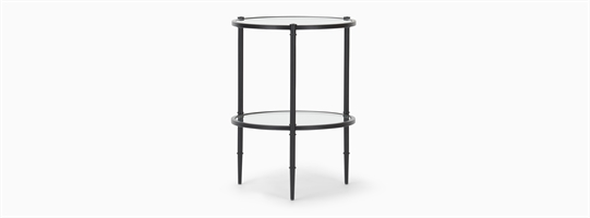Coniston Tall Round Side Table