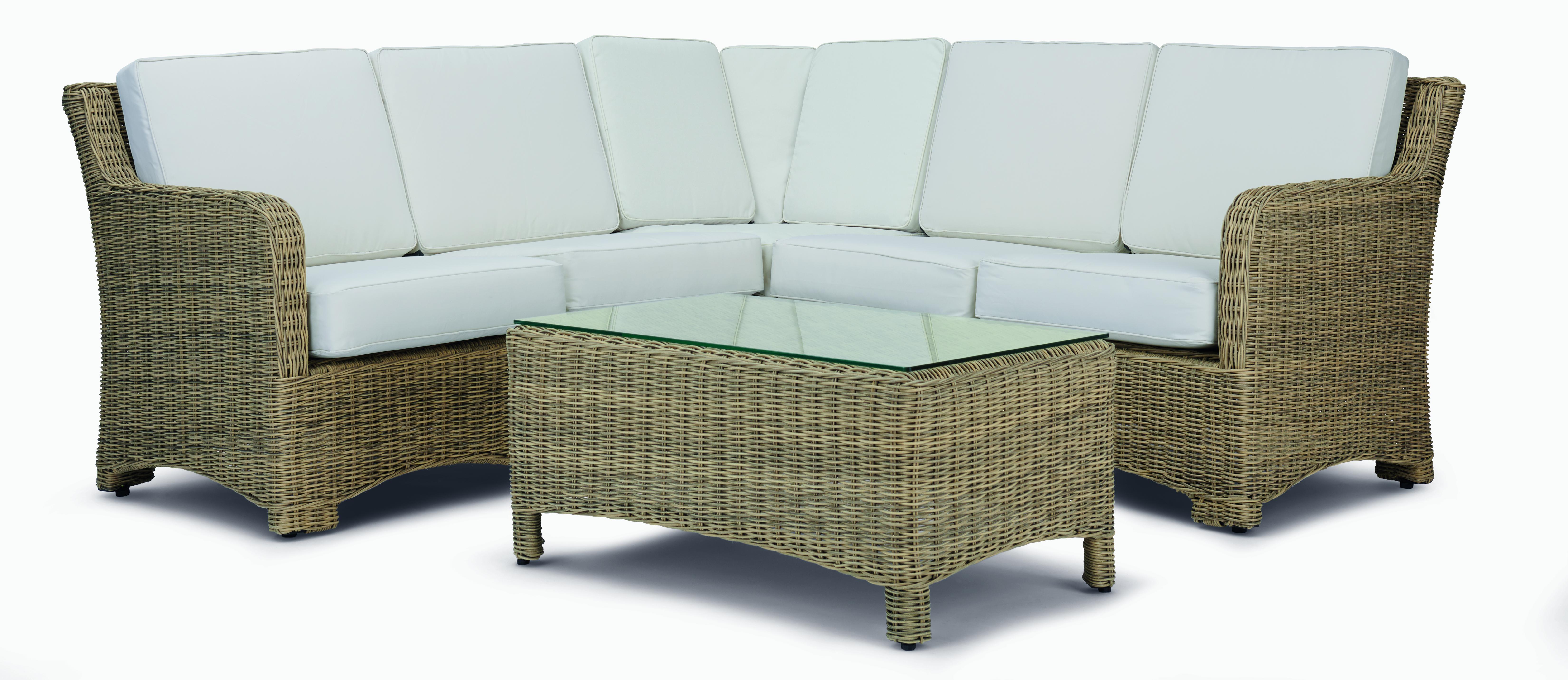 Murano Modular 5 Seater Corner Sofa with Coffee Table