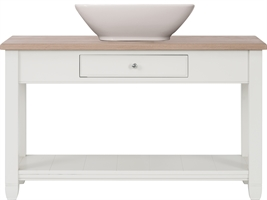 Chichester Large Countertop Open Washstand