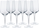 Hoxton White Wine Glasses, set of 6