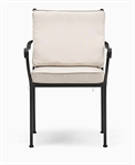 Cheltenham Carver Chair with Oatmeal Cushions Set