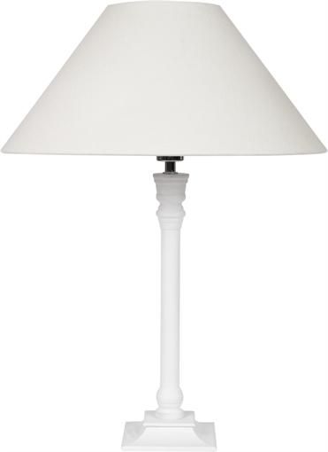 neptune fairfax painted lamp lucile warm white shade lighting