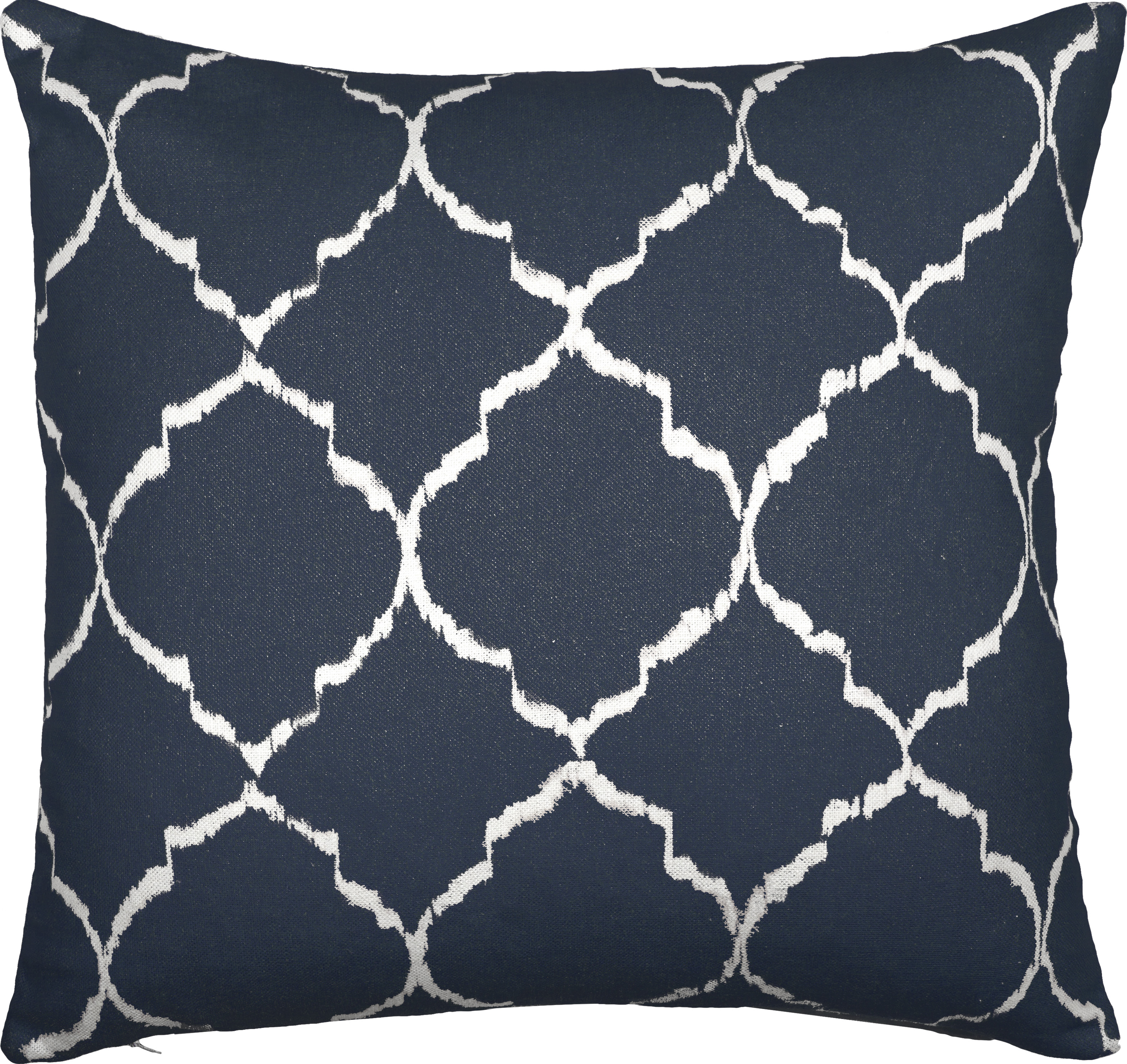 Grace Cushion 43x43cm, Gabriela Navy