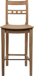 Suffolk Oak Bar Stool