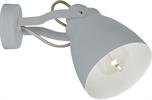 Byron Wall Light, Grey