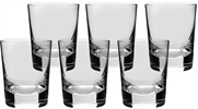 Greenwich Small Water Glasses, set of 6