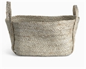 Arbroath Rectangular Jute Basket, Medium