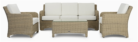 Compton Modular 5 Seater & Coffee Table Set