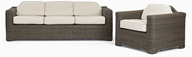 Tresco Sofa Set