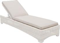 Compton Sunlounger Cushion,Oatmeal