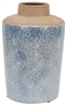 Thursfield Tall Vase, Flax Blue