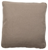 Florence Cushion 45x45cm, Hugo Buckwheat