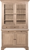 Henley 4ft Glazed Rack Dresser