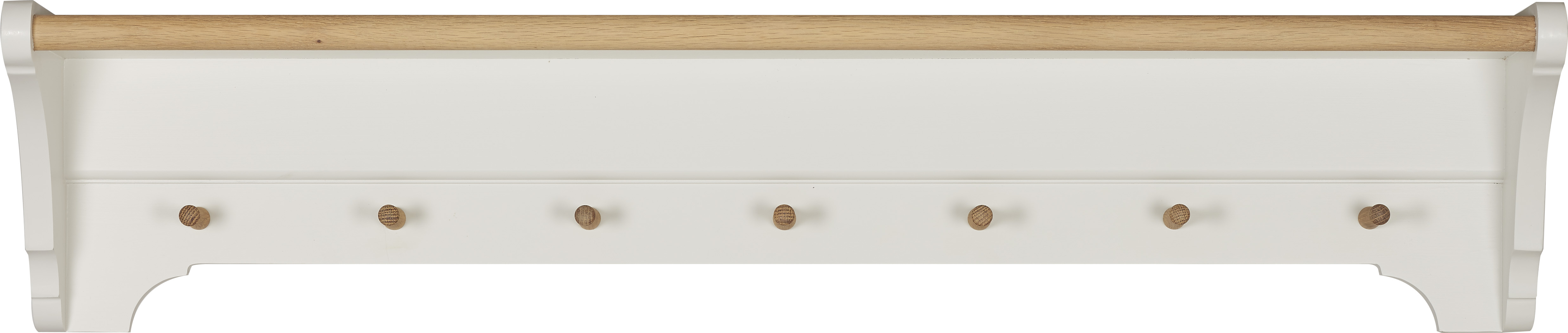 Chichester Coat Rack, 7 Pegs