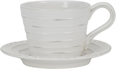 Bowsley Cup and Saucer, Set of 6