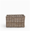 Somerton Rectangular basket, medium
