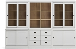Chawton Low Triple Dresser