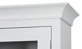 Suffolk 6ft Glazed Dresser
