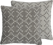 Eira Winter Scatter Cushion - Grey