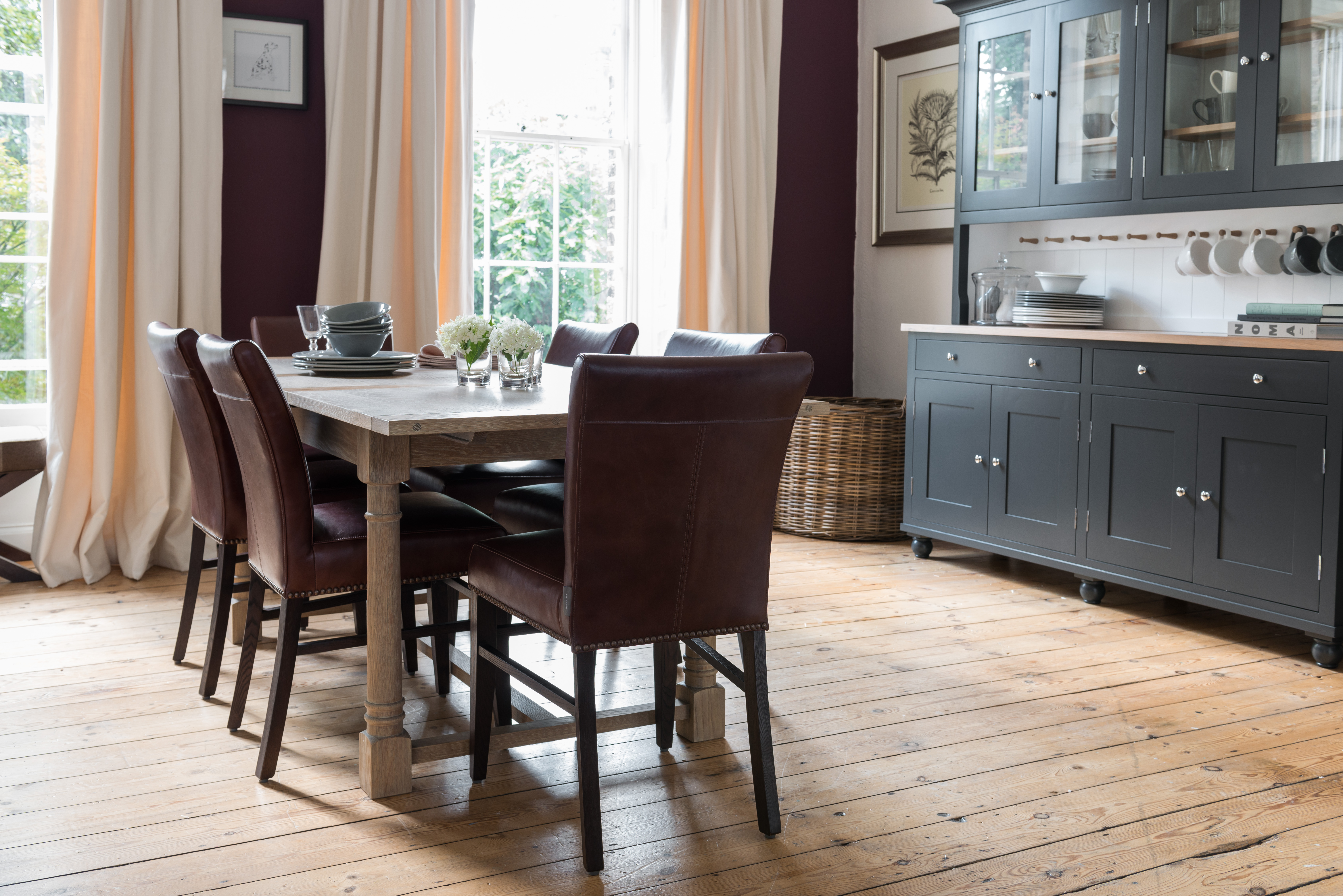 Furniture Legs Edinburgh neptune edinburgh 6-10 seater extending dining table | dining tables