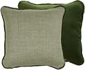 Camilla Cushion 45x45cm, Isla Mallard & Finian Sage