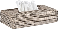 Ashcroft Tissue Box Cover, Rectangular