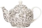 Olney Teapot, Walnut