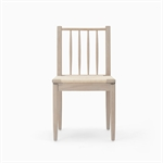 Wycombe Folding Dining Chair - Natural Oak