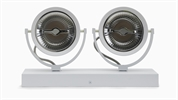 Soane Surface Mounted Fixture, Double
