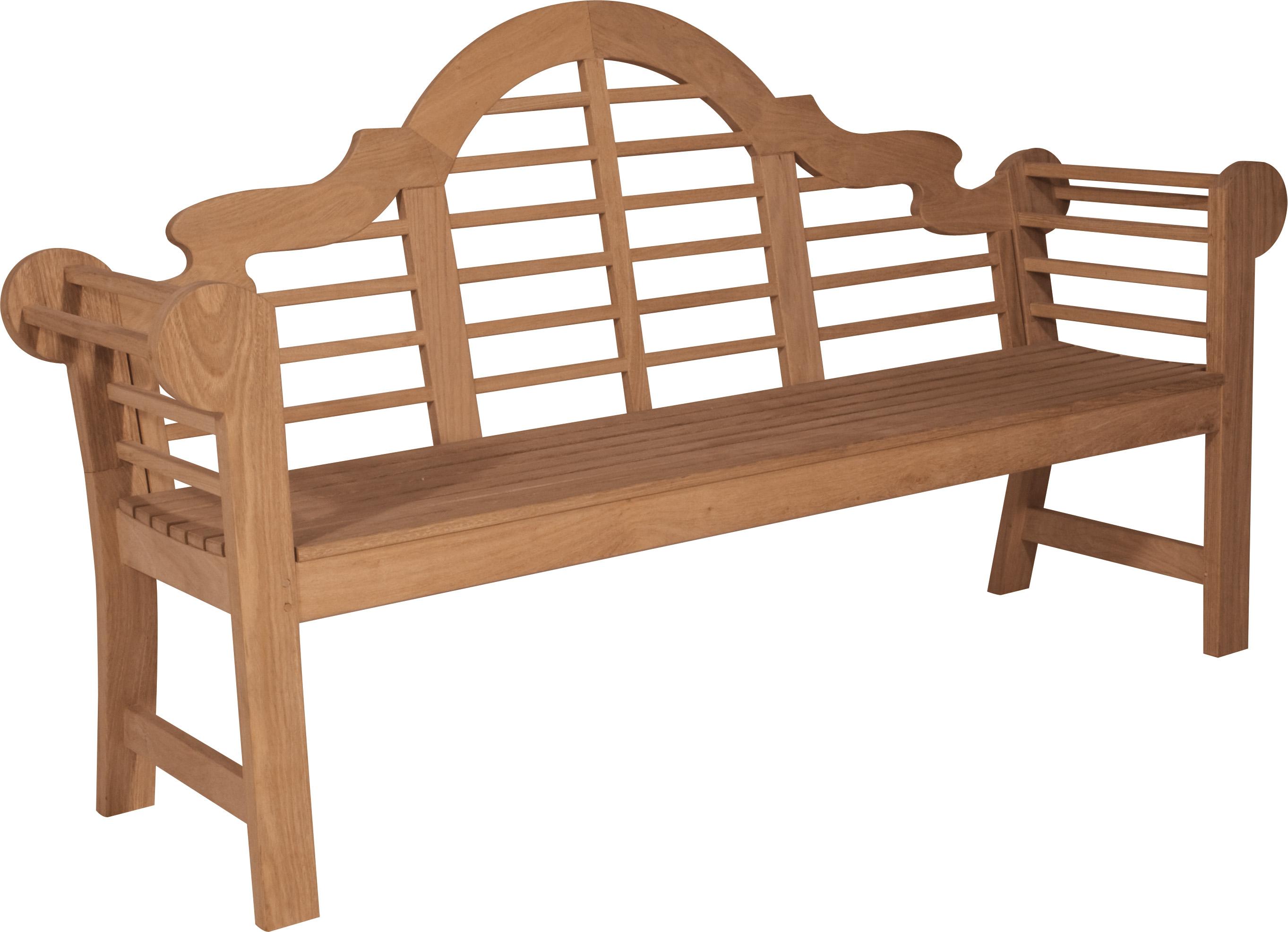 Lutyens 6ft6 Bench