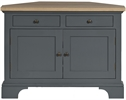 Henley 3ft6 Corner TV Cabinet