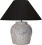 """Hanley Large Lamp with Oliver 28"""" Slate Shade"""