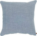 Grace coussin, Harry Flax Blue