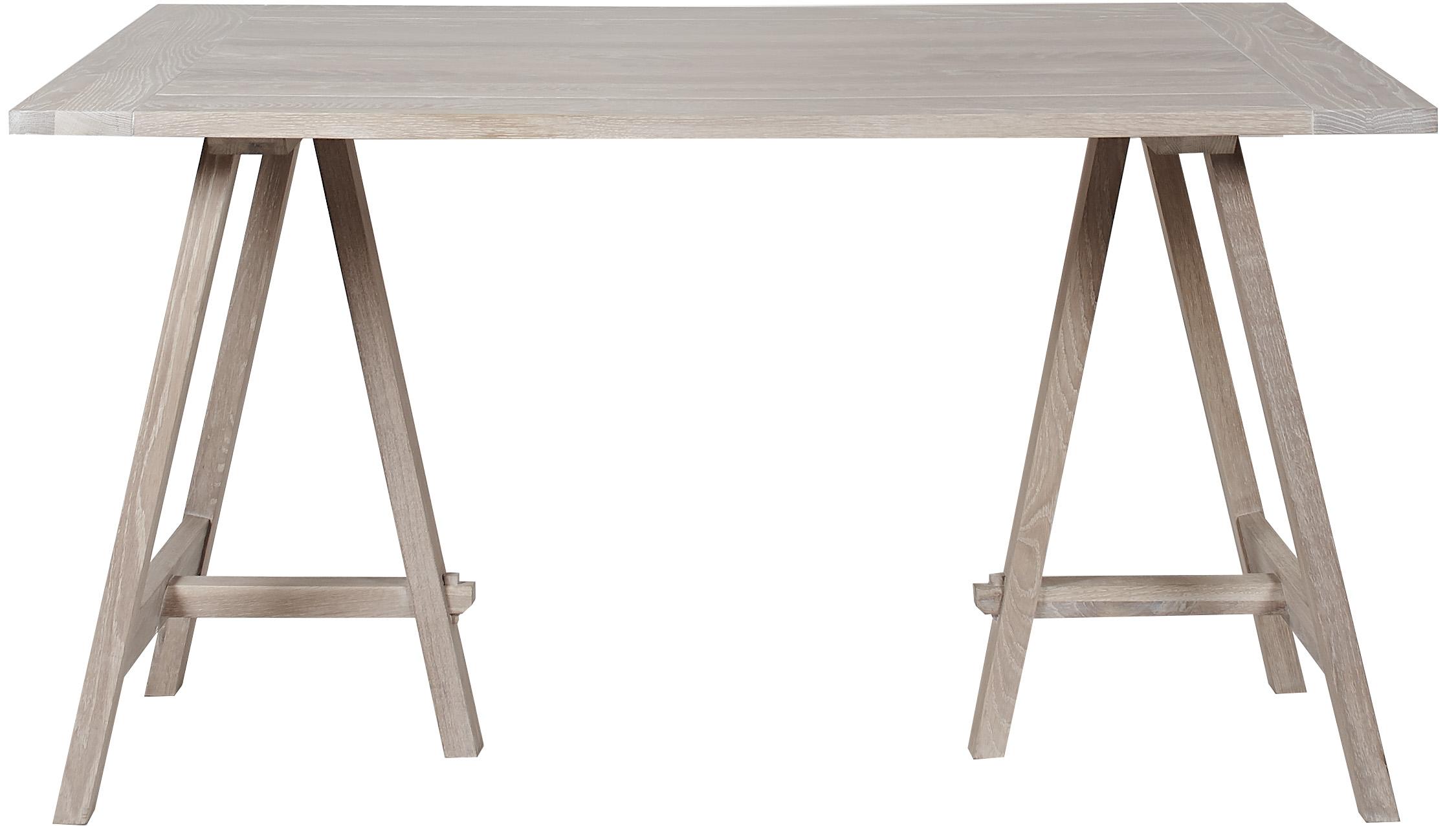 Hebden Dining Table, Oak Top & Oak Legs