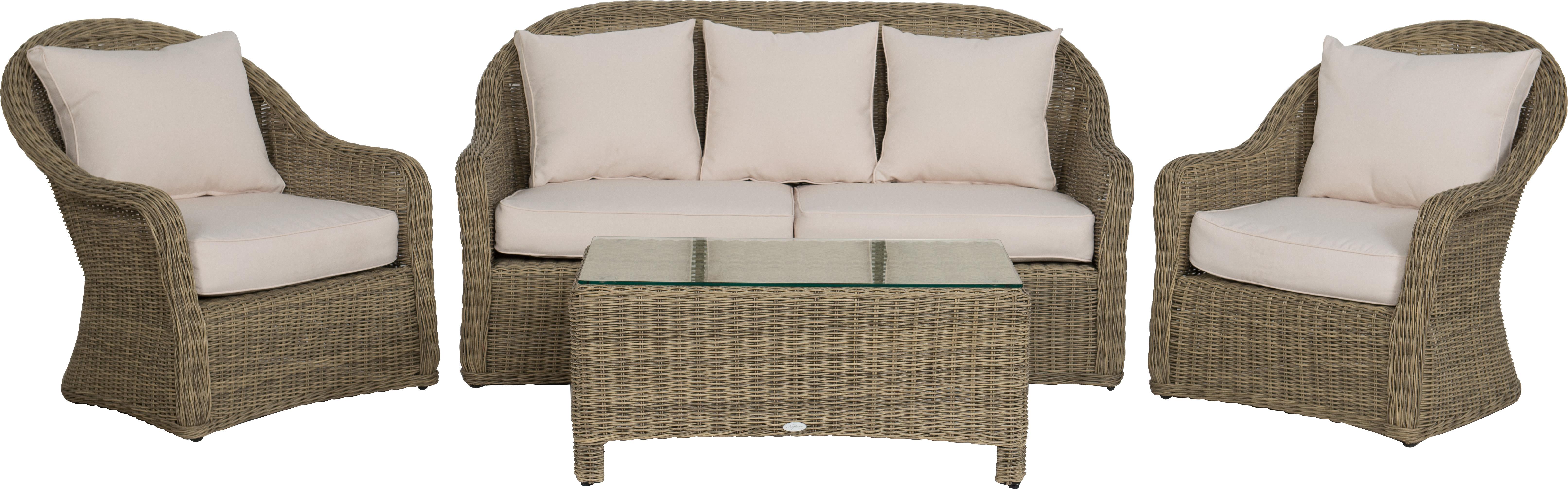 Pesaro Sofa Set