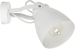 Byron Wall Light, White
