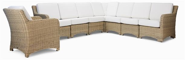 Compton Modular 8 Seater Corner Sofa