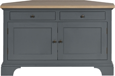 Henley 4ft Corner TV Cabinet