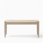 Wycombe Bench - Natural Oak