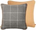 Camilla Cushion 45x45cm, Finian Mustard & Hector FR