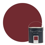 Eggshell 2.5L Paint, Burnham Red