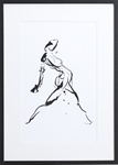 Sketch Dancer I