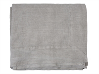 Emily Linen Large Tablecloth,  Mist