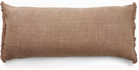 Isabelle Scatter Cushion 40x90cm, Harry Apricot