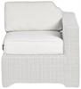 Tresco Right Arm Seat & Back Cushion, Oatmeal
